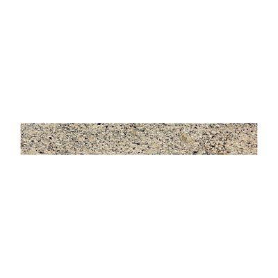 Soleira Granito 102x14cm Branco Arabesco