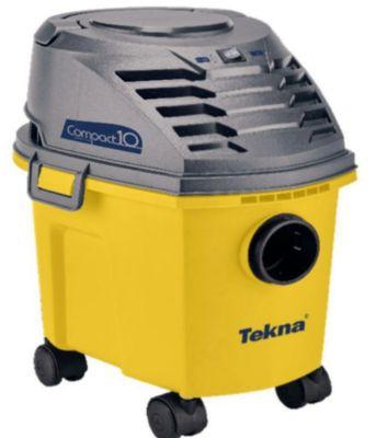 Aspirador Compact 10 1.000W 127V Amarelo