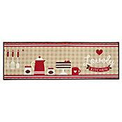 Cleankasa Gourmet Love 50x160cm Colorido