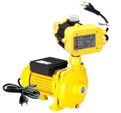 Sistema Pressurizador Centrífugo 22 Amarelo