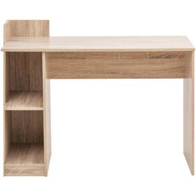 Escrivaninha Repisa 110x50x85cm Nogueira