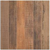 Porcelanato Deck Ibirapuera Mix Externo 60x60cm Caixa 1,46m² Bold Marrom