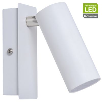 Spot Lanark com 1 Lâmpada Led 4,5W Branco