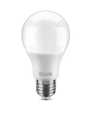 Lâmpada LED Bulbo A55 4,9W 6500K Bivolt Branco