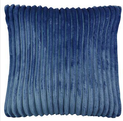 Almofada Stripes 45x45cm Azul
