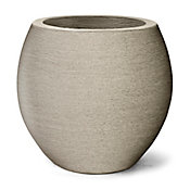 Vaso Grafiato Oval 42cm 53,5L Granito