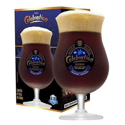 Taça para Cerveja Baden Baden Celebration 645ml Transparente