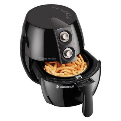 Fritadeira Sem Óleo Perfect Fryer 127V 2,3L Preto