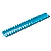 Canaleta Externa Azul Céu 2,5x20cm Brilhante