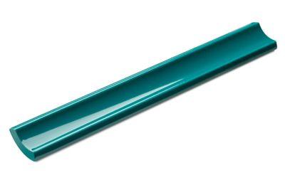 Canaleta Interna Verde Musgo 2,5x20cm Brilhante