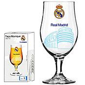 Taça Munique 380ml Real Madrid Transparente