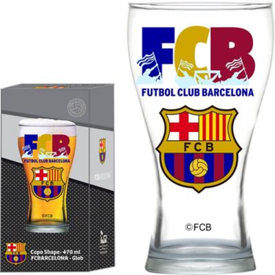 Copo Shape 470ml Barcelona Transparente