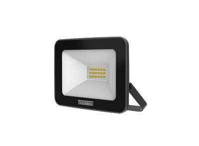 Refletor TR LED 20W Slim 3000K Autovolt Preto