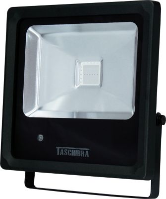 Refletor TR LED 10W RGB Autovolt Preto