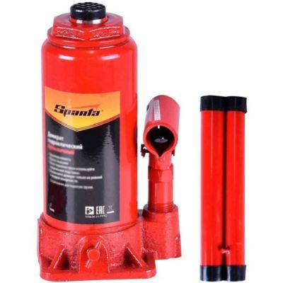 Macaco Hidráulico Tipo Garrafa até 2 Toneladas com Altura de 148 à 278mm Vermelho