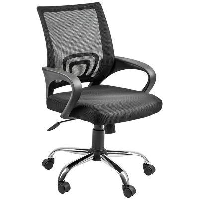 Cadeira Escritório Style Preta
