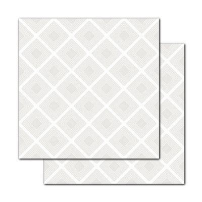 Piso Triunfo Ouro 55x55cm Caixa 2,72m² Branco