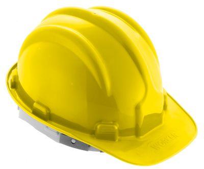 Capacete de Proteção Classe B Amarelo
