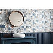 Revestimento Lisboa Acetinado 32,5x59cm Caixa 2,30m² Colorido