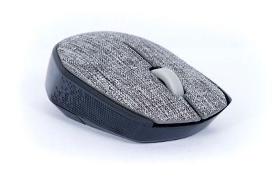 Mouse sem Fio Tissu Cinza