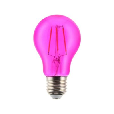 LAMPADA LED DECO 4W E27 COLOR