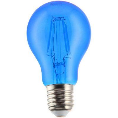 LAMPADA LED DECO 4W E27 AZUL