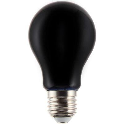 Lampada Led Deco 4W E27 Preto