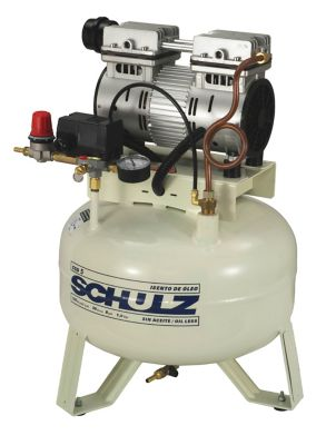 Compressor Odontológico CSD-5 220V Branco
