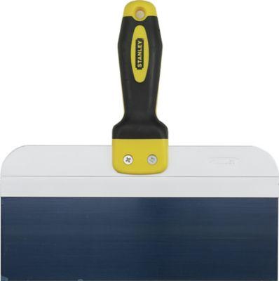 """Espátula para Drywall 8"""" 204mm Amarelo e Preto Stanley"""