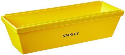 Bandeja de Plástico para Gesso Amarelo e Preto