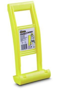 Suporte para Carregar Placas Amarelo e Preto Stanley