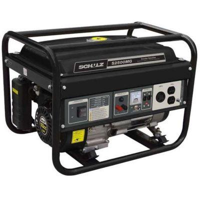 Gerador S2500Mg Monofásico 60Hz Avr Gasolina 4 Tempos Bivolt