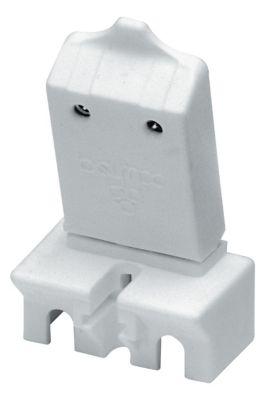 Soquete Pedestal Antivibratório Para Lampada T8