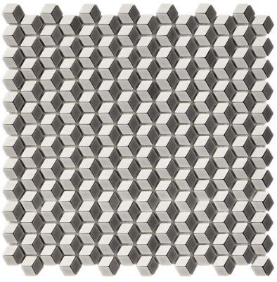 Pastilha de Vidro MC Illusion Mix BE Bege 30x30,2cm