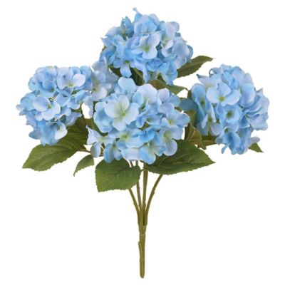 Buquê de Hortênsia X5 Azul