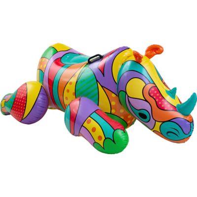 Boia Inflável Rinoceronte Pop