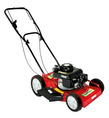 Cortador de Grama Gasolina Pro 3500S Vermelho e Preto