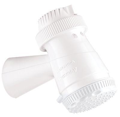 Ducha Elétrica 3 Temperaturas 5500W 220V Branco