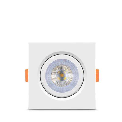 Luminária Quadrada MR16 Direc Ecospot 5W 6500K