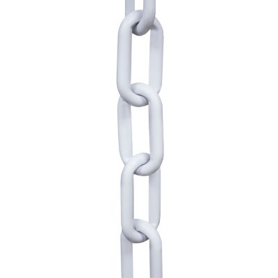 Kit Corrente Simples para Calha 3mt  Elo Extra Grande Branca