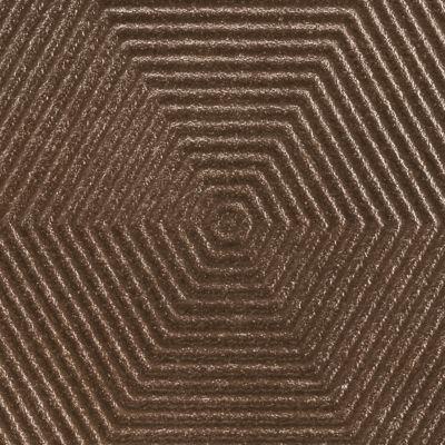 Revestimento Love Hexa Steel GD M 17,5x17,5cm Gold