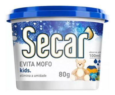 Desumidificador Secar Original Kids 80g