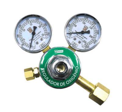 Regulador de Pressao Oxigênio