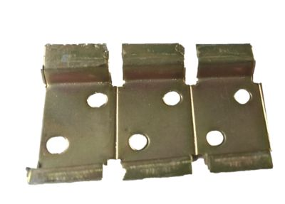 Suporte Trilho Din Metal Para 3 Disjuntores