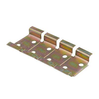 Suporte Trilho Din Metal Para 4 Disjuntores