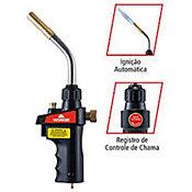 Maçarico Profissional Para Uso Com Cilindo Gás Map Pro 400G (Não Incluído)