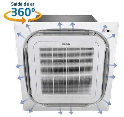 Evaporadora Piso Teto Eco 48.000 Btus, Quente e Frio, 220V, Unidade Interna