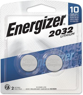 Bateria 2032 Lítio Com 2 Unidades
