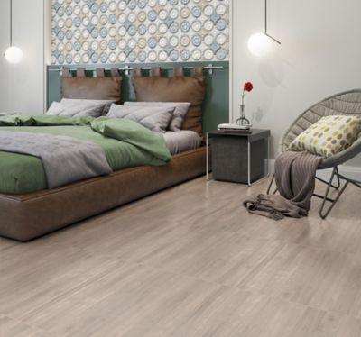 Piso Classic Noce 53x53cm Caixa 2,53m² Retificado Madeira