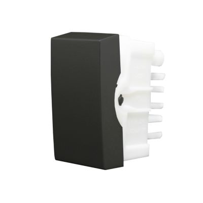 Módulo Interruptor Simples 10A Halux Deluxe Preto Bivolt